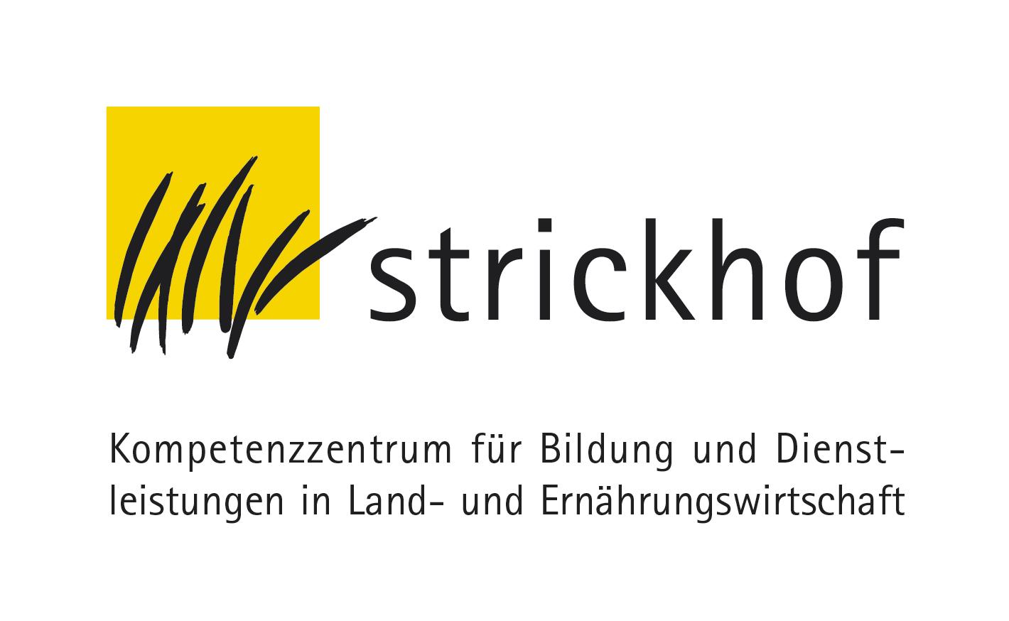 Logo Strickhof png